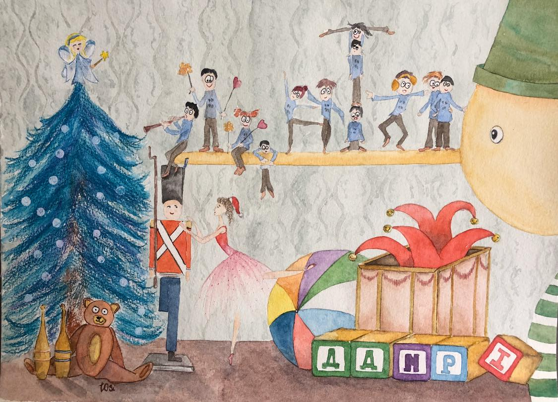 """Calendario AANPI 2020 – """"Siamo capolavori"""""""